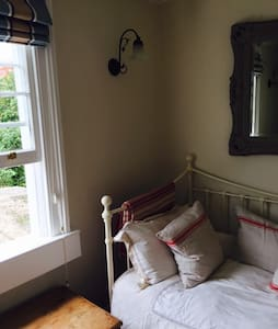 Bright airy single room in Bath - Combe Down - Ev