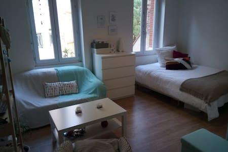 Appartement Cosy - Centre ville - Saint Cyprien - Toulouse - Wohnung
