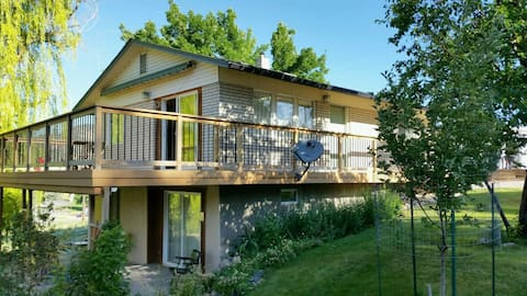 Lava Hot Springs, ID Park Place Vacation Home