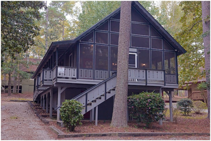 Pine Mountain Club Chalets - Offlake Three Bedroom #102 - Not Pet Friendly