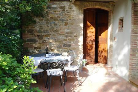 Casale Rodilosso - Geranio/Apartment Tuscany - Montaione