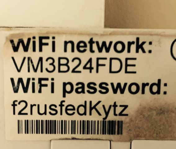 Wifi password Free wifi