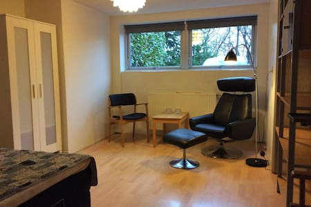 Small apartment 6 km from Aarhus C. - Brabrand