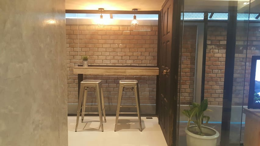 2BR-Super Amazing New Loft-BTS-WiFi