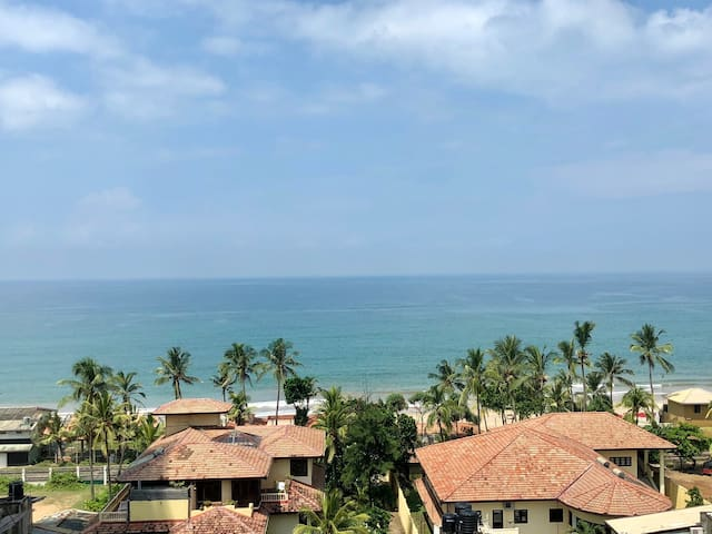 Colombo Private Penthouse with Seaview