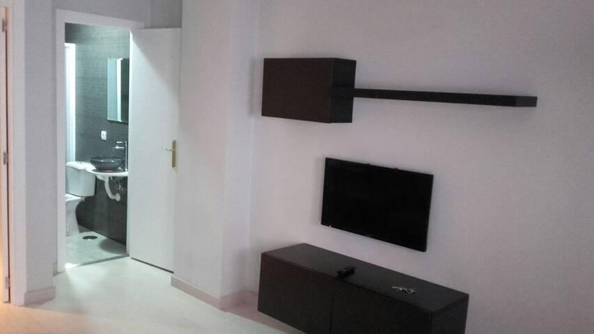 Precioso y moderno apartamento en el centro