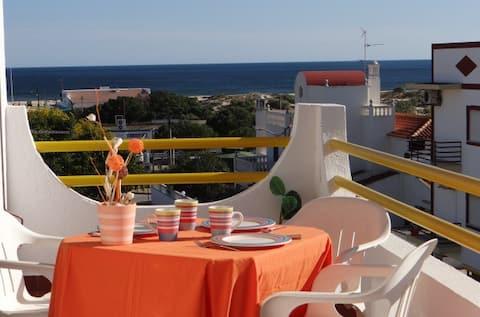 Apartamento T1 -  Praia de Altura - Altura Beach