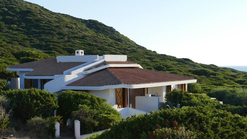Villa offering stunning views and sunsets
