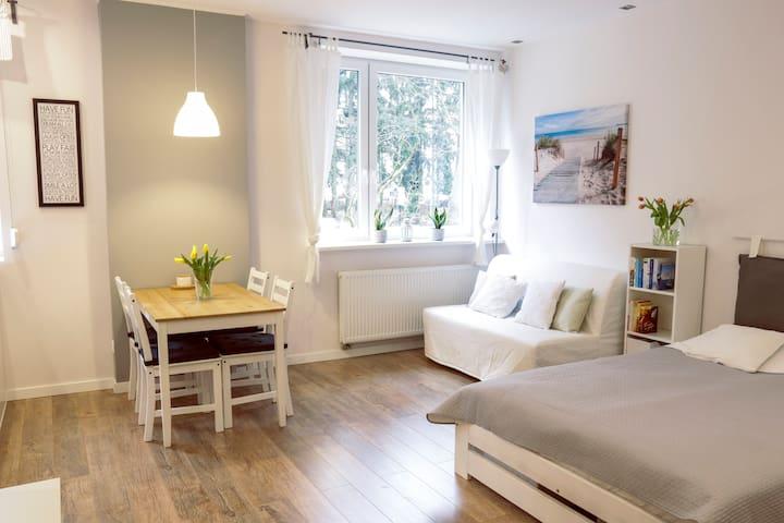 Przytulny Apartament Kołobrzeg -  całoroczny - Kołobrzeg - Appartement