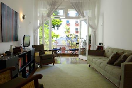 Vintage apartment near Av Paulista - São Paulo - Apartment