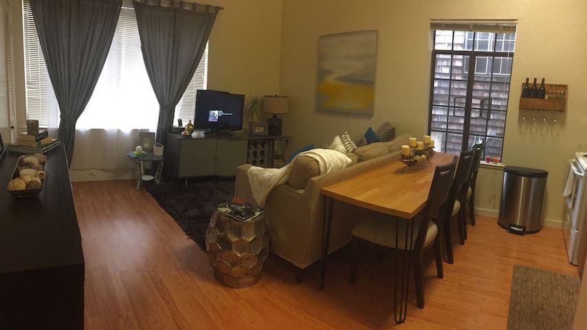 Great area, close to Marin . - Richmond - Appartement