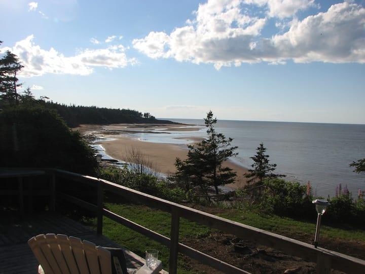Beachfront Cottage in Fox Harbour