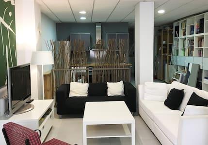 Artist studio house. Alameda