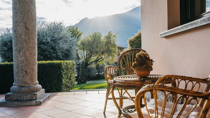 Villa Dervio Ortensia Apartment