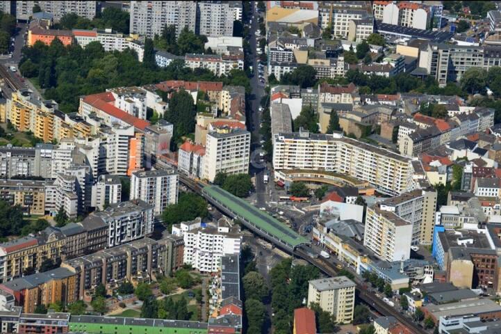 Gemütliches Apartment in Berlin-Kreuzberg