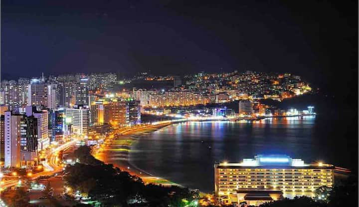 #OCEAN VEIW HAEUNDAE #MARINECITY #THE BAY  #PRIMA