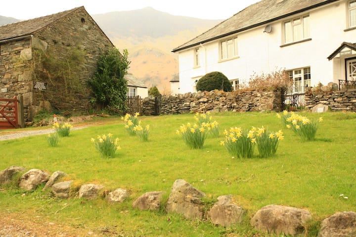 Maiden Moor Cottage in Grange