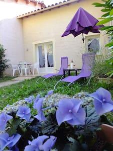 Gîte avec jardin privatif - Nant - House