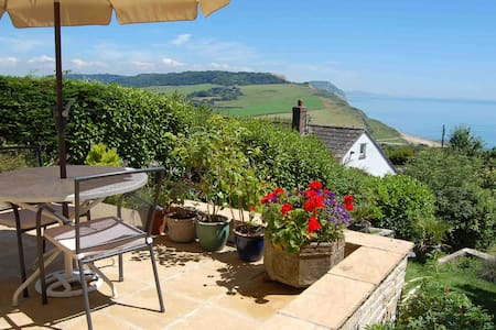 Fab Studio, Full Sea Views, Private Terrace,