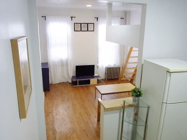 Apartment with Loft in East Village