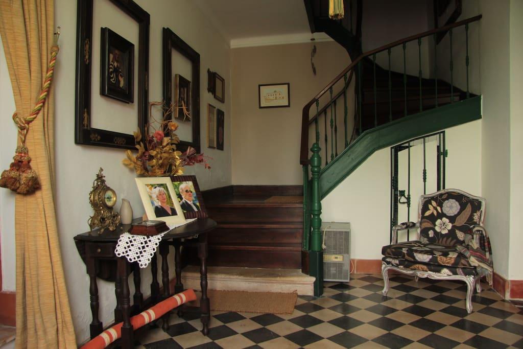 entrada/hall