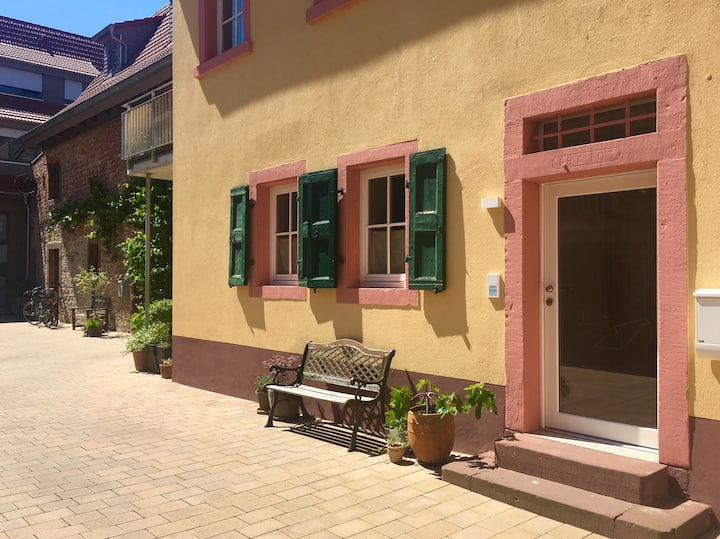 Apartment im Sonnenhof, Edingen