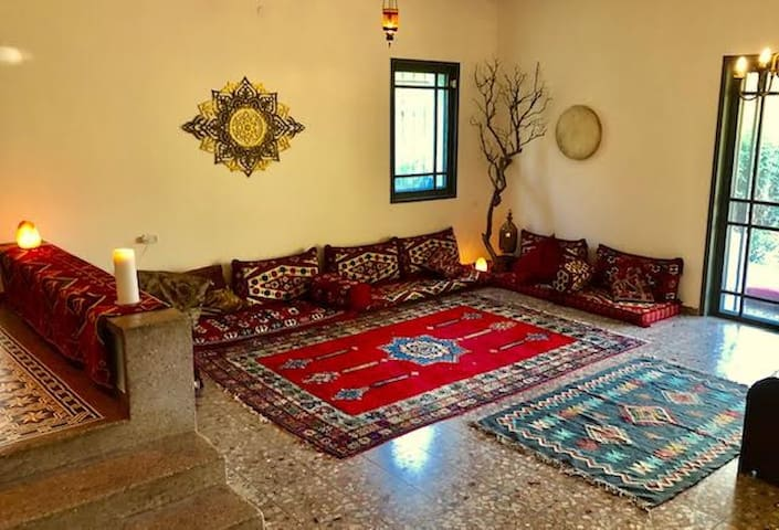 Peaceful Sanctuary in Zichron Ya'aqov