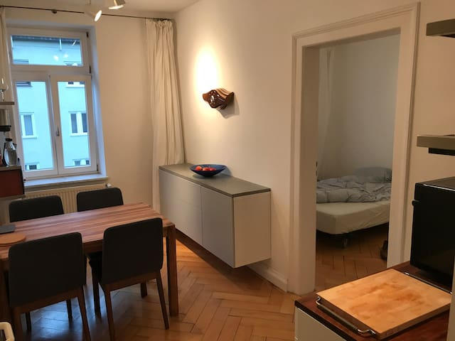 Apartment in Munich perfect for Oktoberfest visit