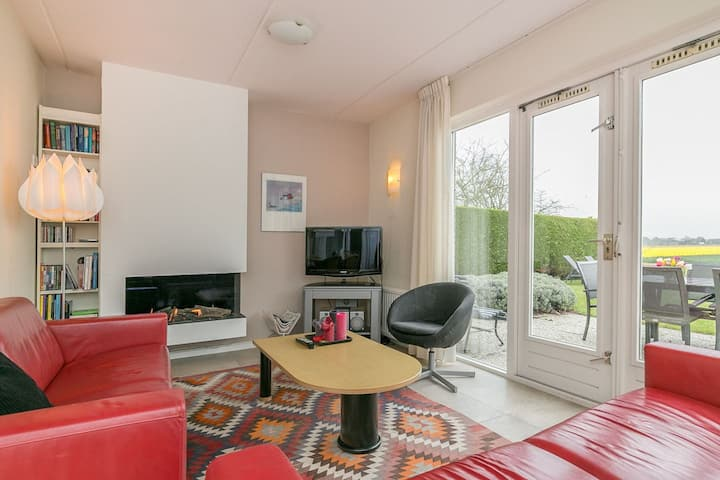 Deluxe Holiday home in Noordwijk by the Forest