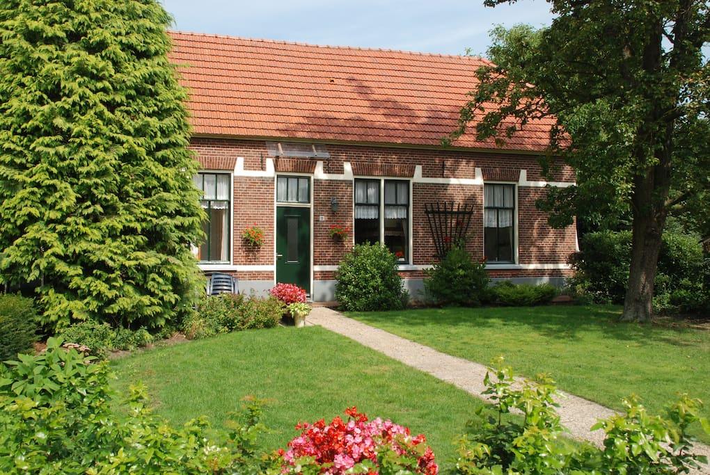 De ruiterskamp vakantiehuis groepsaccommodatie houses for Te huur in gelderland