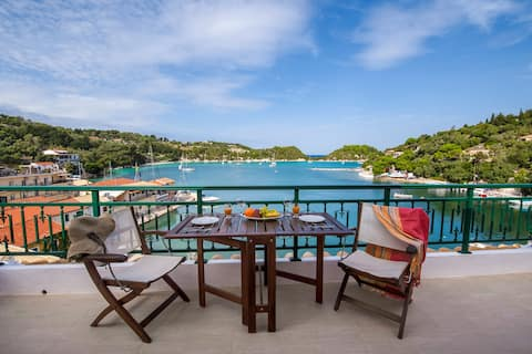 Lakka Seaview Apartment - Roof top