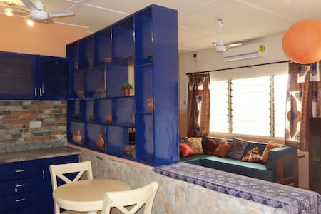 The Comfort Zone: Self-contained bungalow in Accra - Accra - Bungalow
