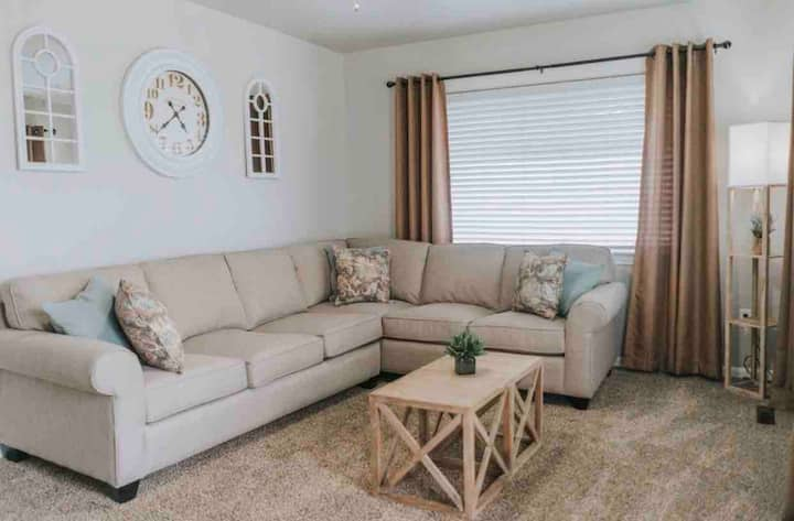 Cozy Central Vacation Rental Rexburg