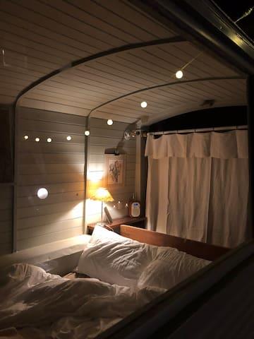 TPS-Overnight Stay in a 1956 HY Citroen Van
