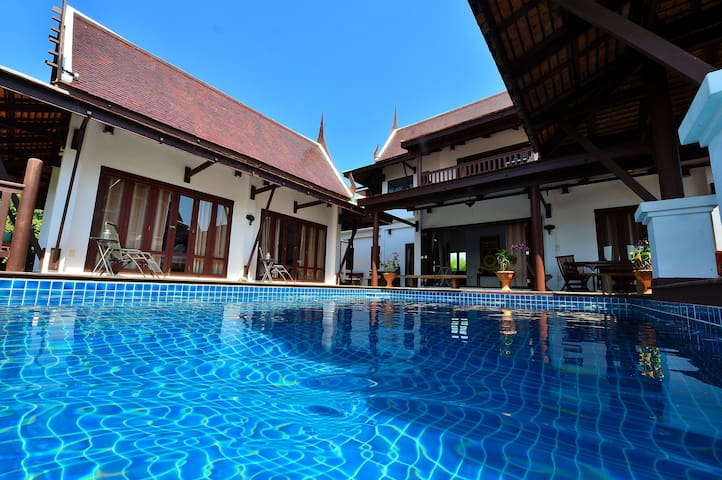 Wonderful villa overlooking Cape Mae Phim