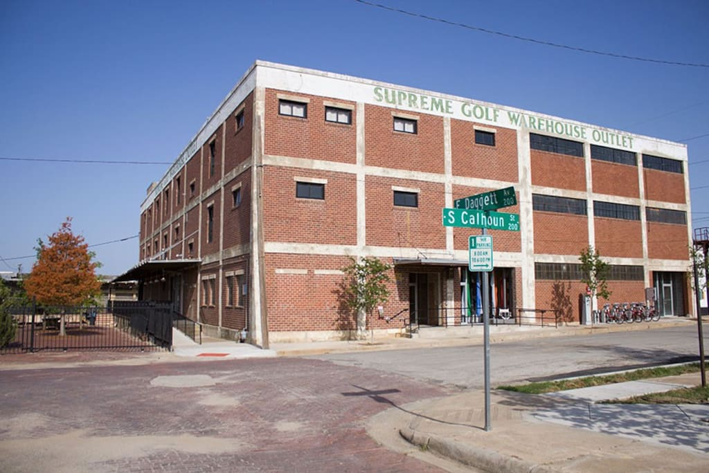 Renovated Warehouse Loft Apartment Near Southside Lofts For Rent In Fort Worth Texas United