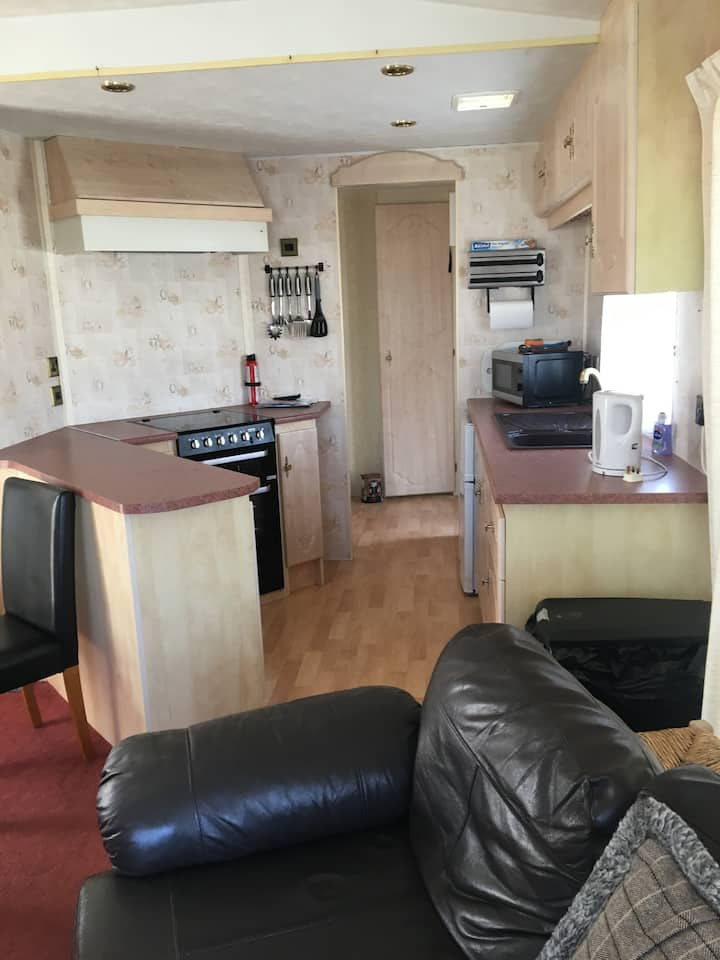 Classic holiday home at Belle Aire Holiday Park