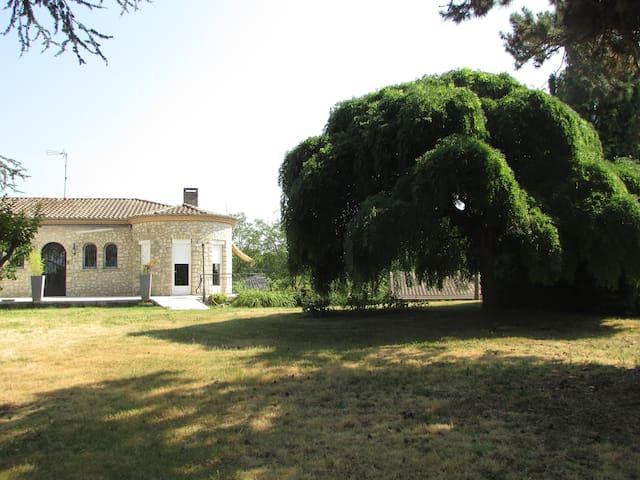 La Maison des Brandes