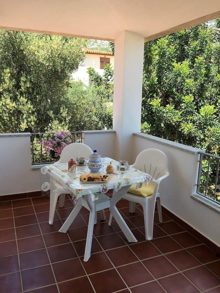 Cala Gonone, splendido appartamento con vista mare