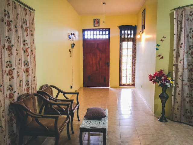 2 Beds, 2 Baths River FrontClose to Beach Weligama