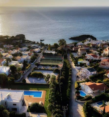 Luxury Villa Cap. Sounion