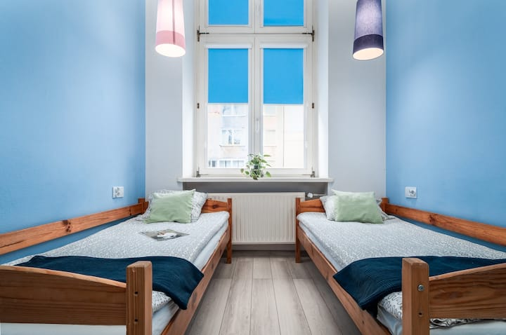 Pokój 2-osobowy typu twin z łazienką prywatną