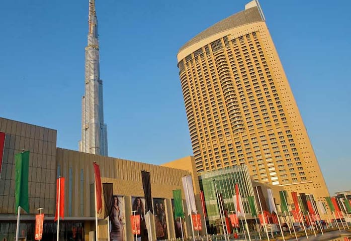 LARGEST ONE-BEDROOM AT, THE ADDRESS DUBAI MALL