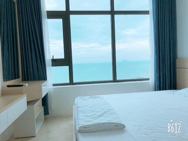 1036 Nha Trang Beautiful Apartment Beachfront view
