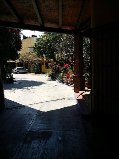 Un agradable Rincón en Oaxaca.