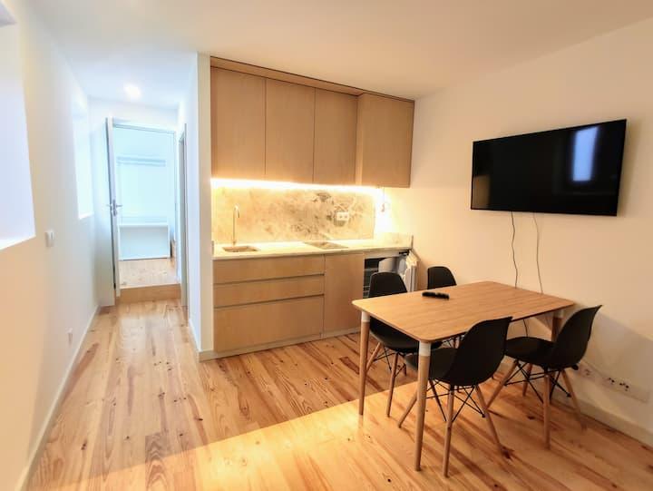 Bombarda Cinema Apartments _ Superior 1 Bedroom Ap