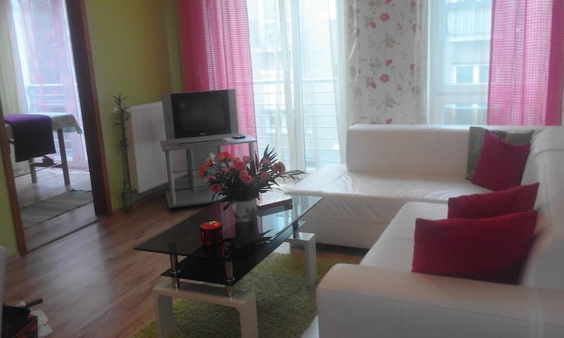 Apartment with Private parking! - Győr - Leilighet