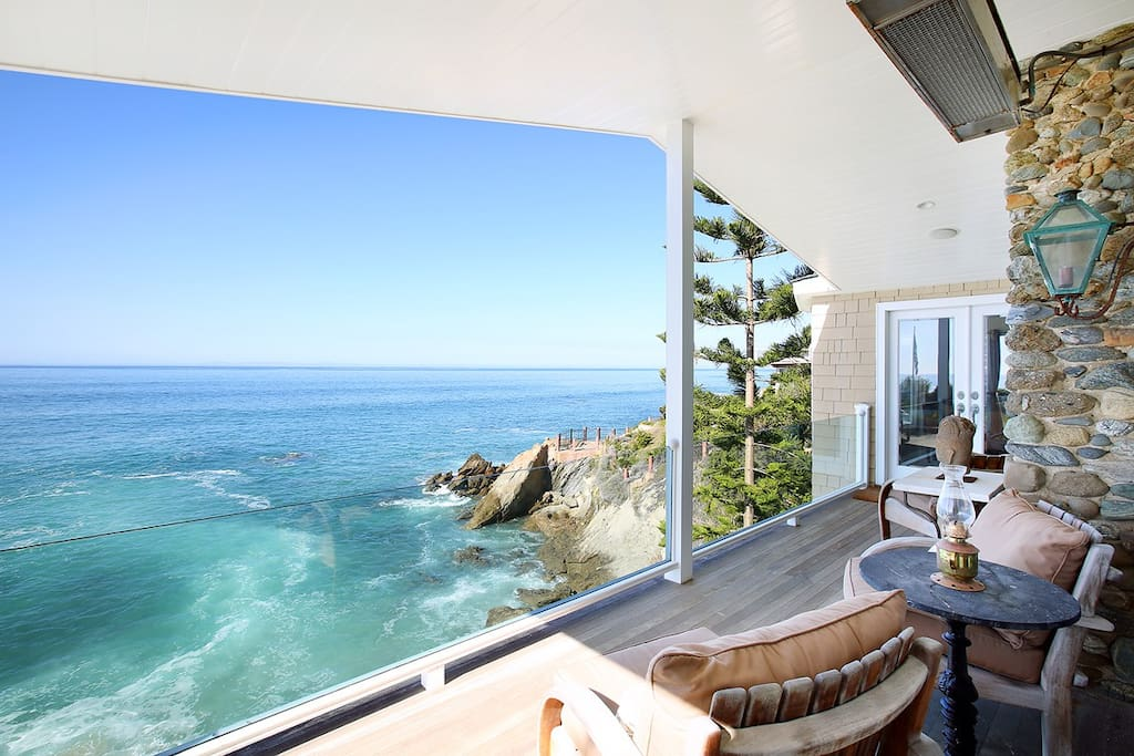 Beach Front living - Houses for Rent in Laguna Beach ...