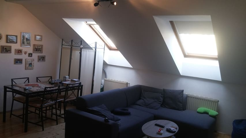 Perfect Place in Vienna 9. district - Wien - Apartment
