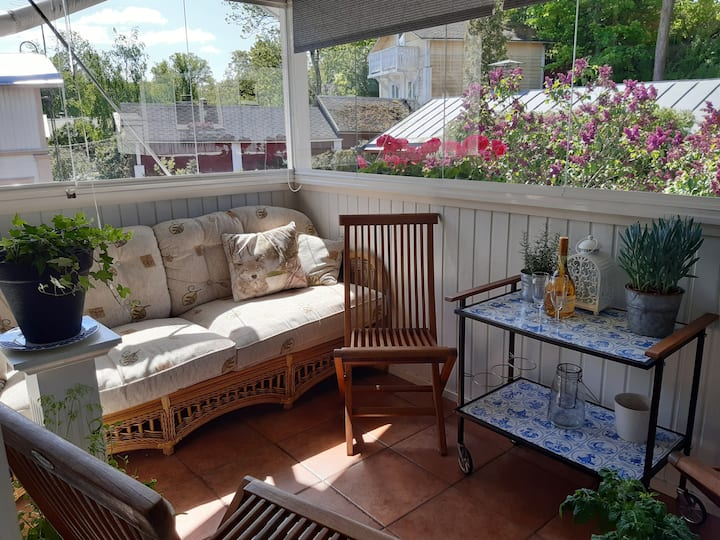 Lovely apartment in the heart of Naantali
